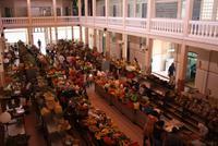 Markthalle in Mindelo