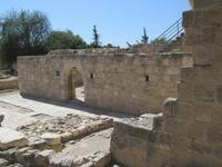 Besichtigung der Johanniterburg in Kourion (3)