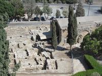 Besichtigung der Johanniterburg in Kourion (9)