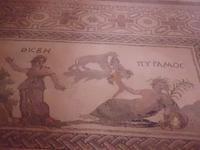 Paphos-Haus des Dionysus