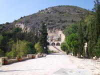 Felsenkloster des heiligen Neophytos