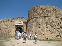 venezianischen Festungsmauern in Famagusta