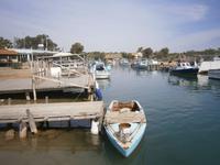 Fischerhafen bei Larnaca