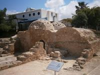 Pafos - ehemaliges fränkisches Badehaus