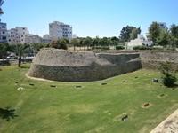 Venezianische Stadtmauer in Nikosia - Bastion