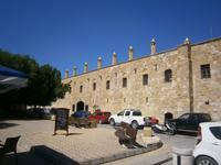 Nikosia - ehemalige Karawanserei
