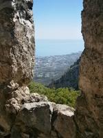 Nordzypern - Blick vom St. Hillarion