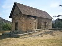 Scheunendachkirche Panagia Forviotissa (Asinoe)