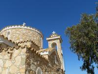 Profitis Ilias Kirche in Protaras