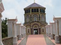 Kapelle auf dem Berg Throni