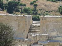 archäologische Ausgrabungsstätte von Kourion