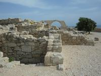 Ausgrabungsstätte Kourion