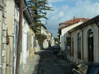 Stadtrundfahrt in den engen Gassen der Altstadt von Limassol