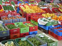 Markthalle von Limassol