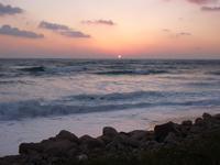 Sonnenuntergang in Paphos
