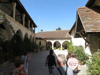 Im Kloster Chrysoroyiatissa