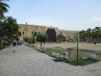 Festung Kyrenia - Innenhof