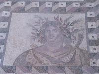 Haus des Dionysos - Mosaik der vier Jahreszeiten