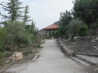Botanischer Garten am Bad der Aphrodite