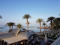 Blick vom Pioneer Beach Hotel