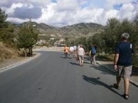 Dorfrundgang in Agros