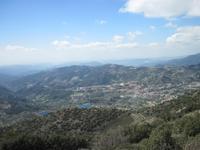 Troodosgebirge - Auf dem Weg zum Adolfoi