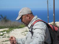 Unser Wanderreiseleiter Antonis