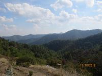 Troodos- Gebirge