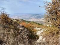 271 Blick hinunter zum Kloster Chrysorrogiatissas