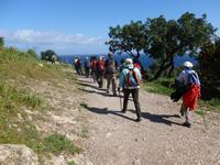 Wanderung auf der Akamashalbinsel