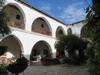 Silvester-Rundreise Zypern - Frauenkloster Agios Minas