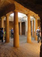 Silvester-Rundreise Zypern - Königsgräber bei Paphos