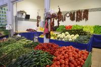 Gemüsemarkt Lefkosia