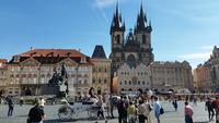 Stammkundenreise mit Benjamin nach Prag