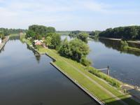 Elbe bei Roudnice