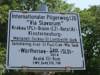 Internationaler Pilgerweg