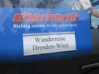 Eberhardt Travel Wanderreise Dresden - Wien