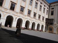 Schloss Kromeriz_Hof