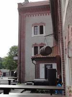 Eingang Brauerei Eggenberg