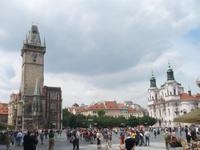 Der Prager Marktplatz