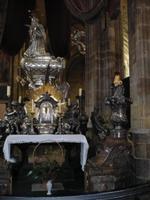 Das Grab von Nepomuk