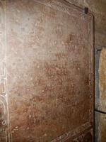 Die Tafeln im Inneren der Basilika waren sogar in einem alten Deutsch verfasst.
