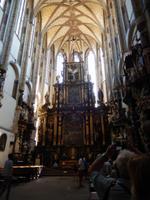 Prag - Kirche St. Maria Schnee