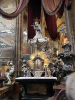 Prag - St. Veits Dom - Grab Johannes Nepomuk