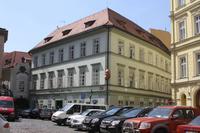 Sehr interessante Regenrinnen gibt es in der Prager Altstadt zu sehen.