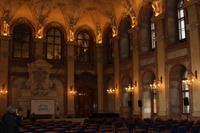 Der eindrucksvolle Festsaal des Wallenstein-Palastes