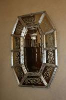 Hübscher Spiegel im Wallenstein-Palast