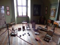 Kinderzimmer im Schloss Melnik