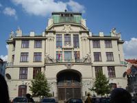 Neue Rathaus (Nova Radnice)