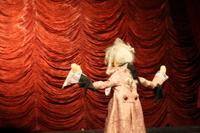 Mozart erscheint im Marionettentheater